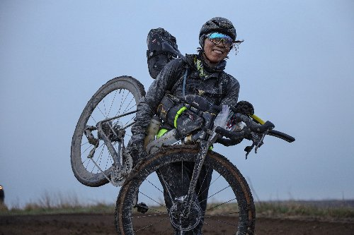 The Grind: How Kae Takeshita became the only female finisher of the 340-mile Iowa Wind and Rock | VeloNews.com