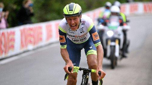 Giro d'Italia: Taco van der Hoorn's underdog win is what makes cycling great | VeloNews.com
