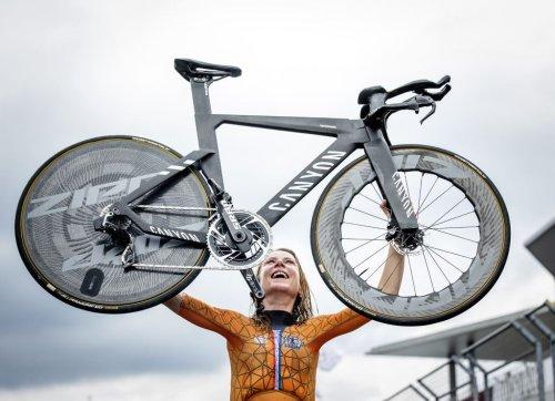 Annemiek van Vleuten: 'I wasn't interested in Rio revenge at Tokyo Olympics'