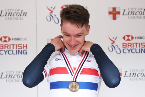 Ethan Hayter denied rare domestic triple as new breed animates British nationals