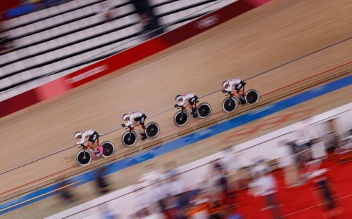 Clash of the titans at Tokyo Olympics: USA and Great Britain to face-off in women's Team Pursuit | VeloNews.com
