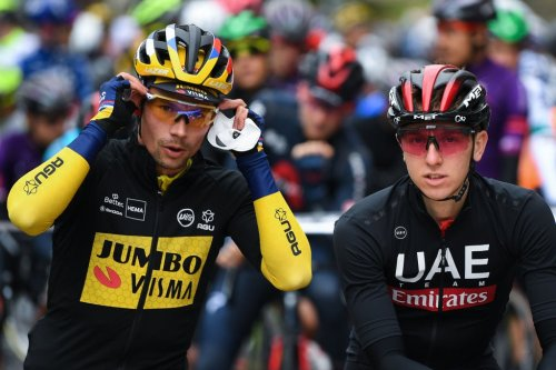 Can Primož Roglič or Tadej Pogačar become first grand tour champs in 32 years to win a road race world title?
