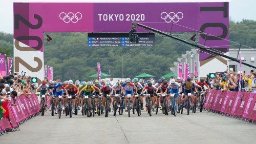 Gallery: Swiss dominate Olympic women's cross country mountain bike race | VeloNews.com