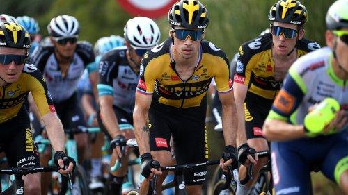 Vuelta a España stage 11: Primož Roglič bests Enric Mas with late surge