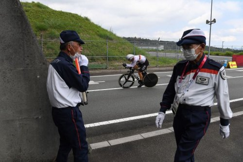 Tokyo Olympics: German coach condemned for racist comments during men's time trial | VeloNews.com