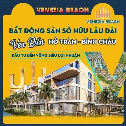 10 ưu thế vượt trội của dự án Venezia Beach Hồ Tràm- Bình Châu