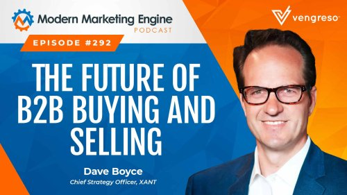 The Future of B2B Buying and Selling