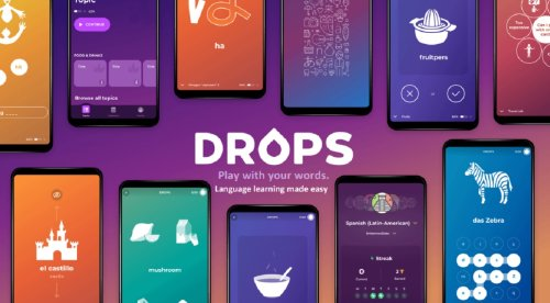 Kahoot has acquired language learning mobile game maker Drops for up to $50 million