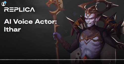 Replica Studios makes it easy for game and filmmakers to create AI character voices