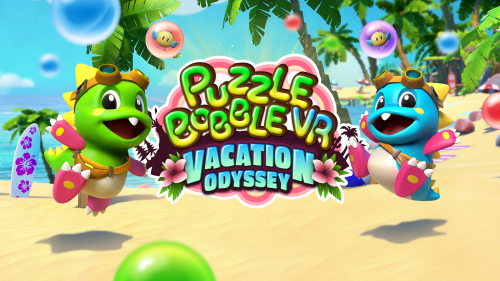 Puzzle Bobble VR: Vacation Odyssey launches for Oculus Quest on May 20