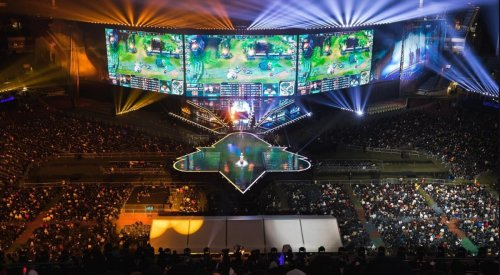 Esports cover image