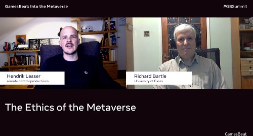 The ethics of the metaverse