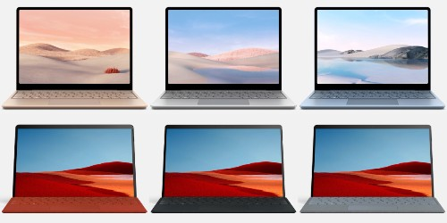 Microsoft unveils Surface laptops to fulfill 'PC for every single person' vision