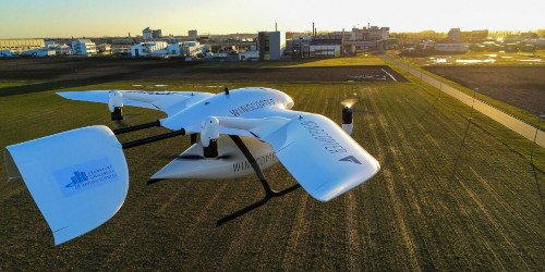 Wingcopter raises $22 million to ramp up delivery drone production