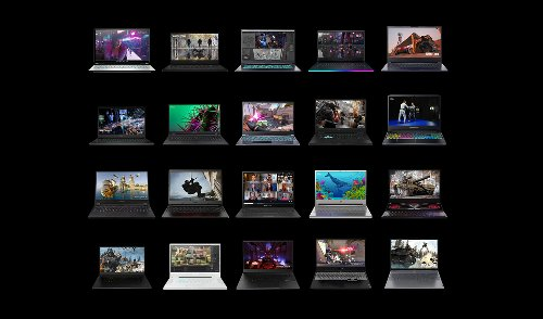 Nvidia reveals mobile RTX 3060, 3070, and 3080 GPUs for gaming laptops
