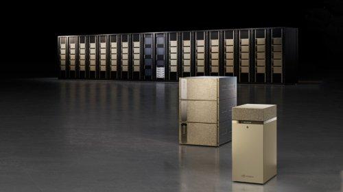 Nvidia unveils rental model for DGX Station A100 mini supercomputers