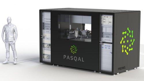 Pasqal's 'neutral atom' tech promises 200 qubits of quantum processing power