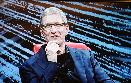 Apple chief Tim Cook blasts TV, says it's stuck in the 70s