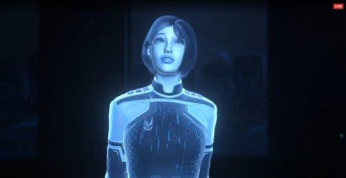 Halo Infinite brings back Cortana