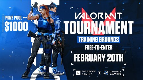 Facebook Gaming will host more than 90 community tournaments