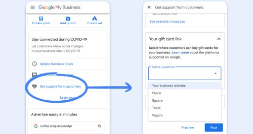 Google now lets merchants accept bookings for online services
