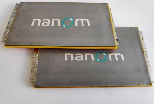 Nanom's nanotech makes more efficient batteries that last at least 9 times longer