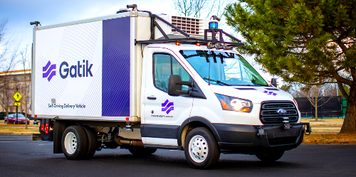 Gatik raises $9 million to winterize self-driving box trucks