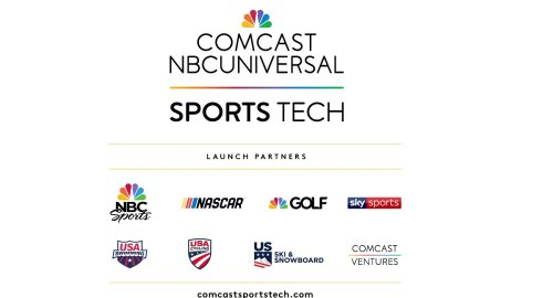 Comcast NBCUniversal picks 10 sports and esports startups for SportsTech Accelerator