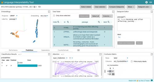 Google open-sources LIT, a toolset for evaluating natural language models