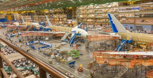 Database consolidation takes flight with Boeing's ramp up to Intel Optane persistent memory