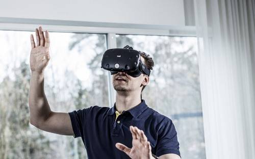 VR could get resolutions so high they'll trick the human eye this year