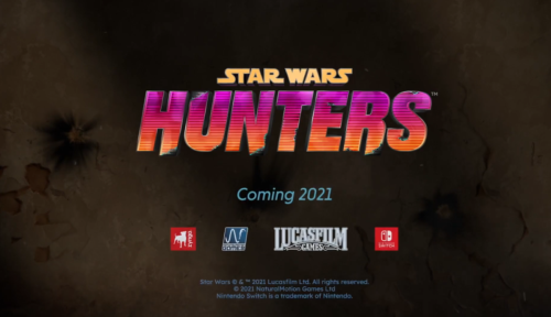 Star Wars Hunters is a new Zynga game coming to Switch