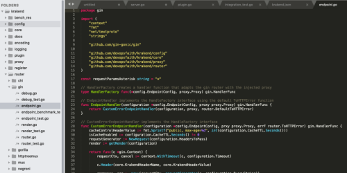 Open source API gateway KrakenD lands at the Linux Foundation