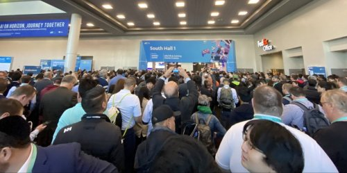 AI and 5G at CES 2020 cover image