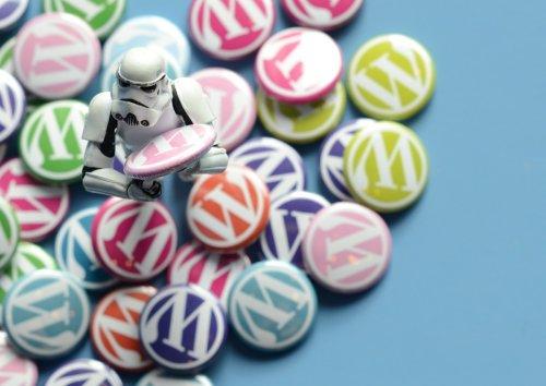 19 percent of the web runs on WordPress