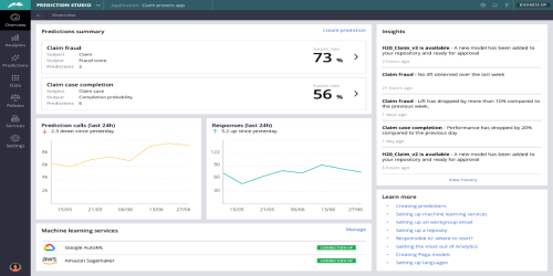 Pegasystems adds enterprise AI tools to simplify analysis and forecasting