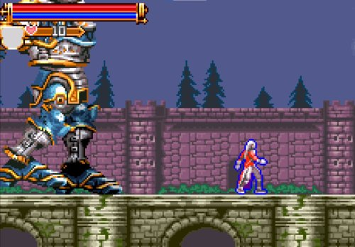 Why the Castlevania Advance Collection is so exciting