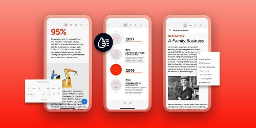Adobe's Liquid Mode leverages AI to reformat PDFs for mobile devices