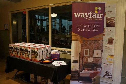 Home goods giant Wayfair to hit $1B in sales this year, acquires DwellStudio