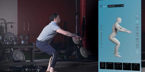 Cipher Skin raises $5 million for mesh sensors that detect motion in real time