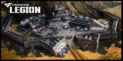 CrossFire: Legion is an RTS take on shooter franchise from Homeworld dev Blackbird