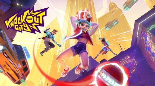 Velan Studios will have a cross-play beta for Knockout City on April 2 to April 4