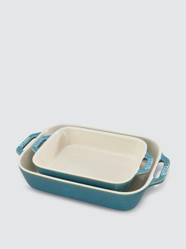 Staub 2-Piece Rectangular Baking Dish Set | Verishop