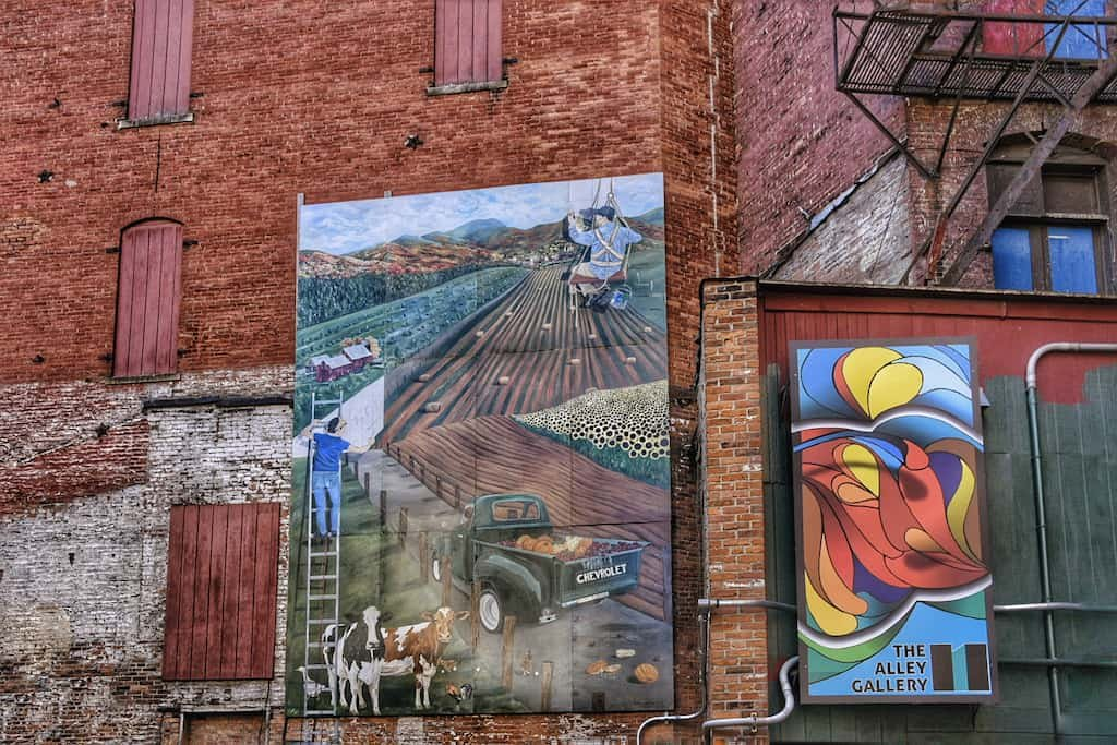 Discover the Outdoor Art in Downtown Rutland, Vermont