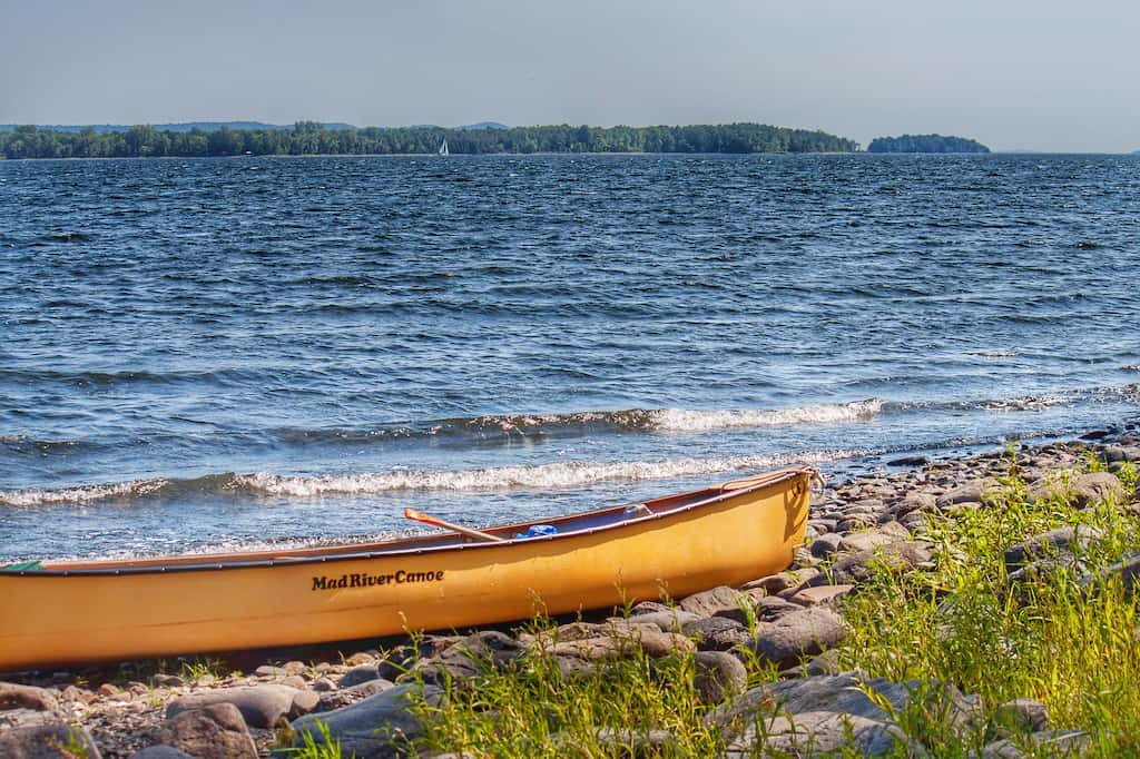 Discover Burton Island State Park this Summer