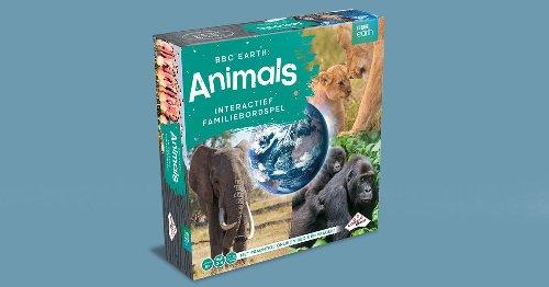 Win het spel BBC Earth: Animals