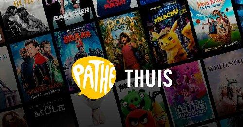 Win vouchers voor Pathé Thuis