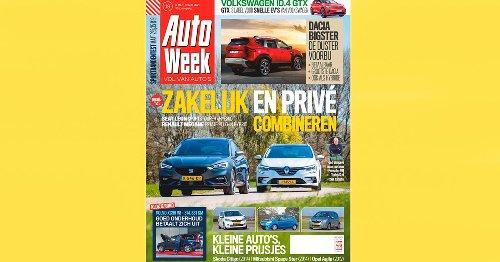 Win een jaarabonnement op AutoWeek