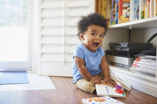 Everything You Need for Your Baby: 6-9 Months