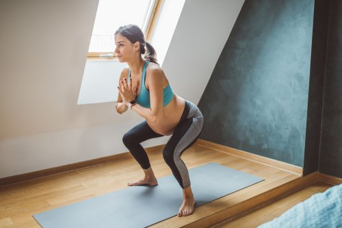 Is It Safe to Do Squats While Pregnant?